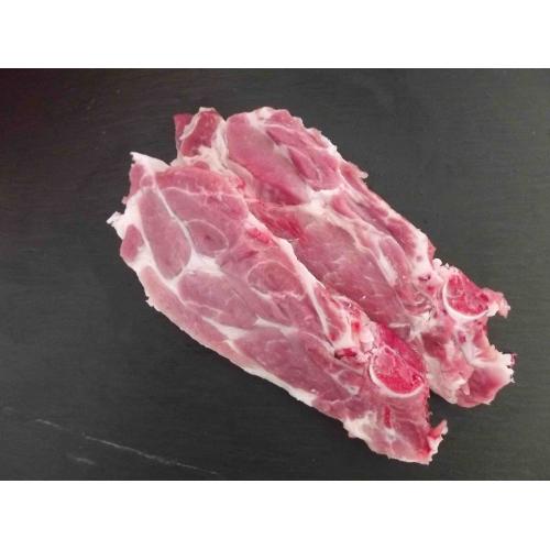 Côtes de Porc Désossées Bio